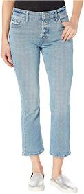 Lucky Brand Bridgette Crop Mini Boot Jeans in Saha
