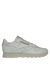 Reebok Women's Classics Leather Sneakers WHITE