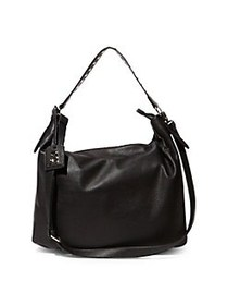 Steve Madden Kinsley Hobo Bag BLACK