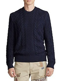 Polo Ralph Lauren The Iconic Fisherman's Sweater H