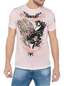 BUFFALO David Bitton Tyhall Graphic Cotton Tee ICI