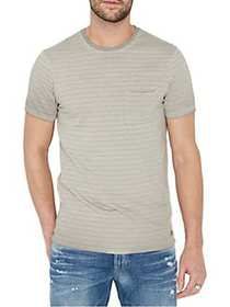 BUFFALO David Bitton Kolight Short-Sleeve Cotton T