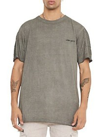 Nana Judy Regular-Fit Drift Cotton Tee GREY