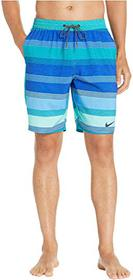 "Nike 9"" 6:1 Linen Racer Volley Shorts"