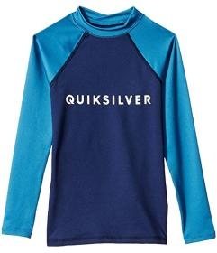 Quiksilver Kids Always There Long Sleeve Rashguard