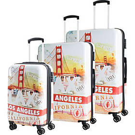 American Green Travel California 3 Piece Expandabl