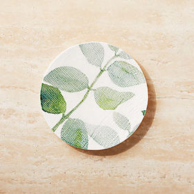 Crate Barrel Botanico Salad Plate