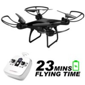 ALLCACA 2.4GHz RC Quadcopter 6-axis Gyro Remote Co