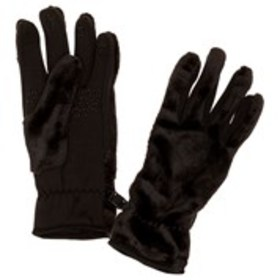 ZERO XPOSUR Womens Fleece Gloves with Touchscreen