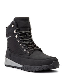 Reserved Footwear Men's Clint Mid-Top Hiker Boots