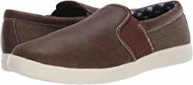 Ben Sherman Parnell Gingham Slip-On