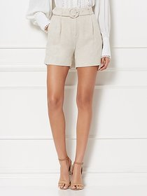 Kylee Linen Short - Eva Mendes Collection - New Yo