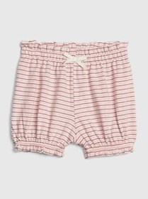 Baby Organic Cotton Pull-On Shorts