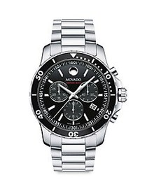 Movado Museum Classic Watch SILVER