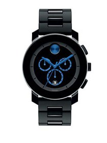 Movado BOLD Chronograph Stainless Steel Bracelet W