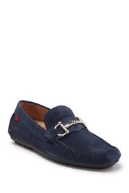 Marc Joseph New York Park Ave 2 Suede Loafer