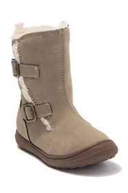 OshKosh SeeSaw Faux Fur Trimmed Boot (Toddler)