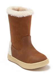 Carter's Eliska Faux Fur Boot (Baby & Toddler)