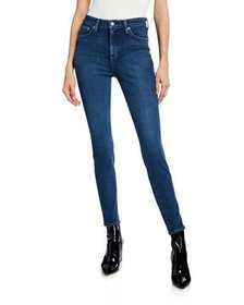 Edwin Sophie High-Rise Skinny Jeans