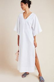 Anthropologie Mara Hoffman Paola Cover-Up Dress