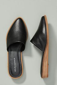 Anthropologie Kelsi Dagger Brooklyn Leather Mules