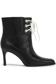 3.1 PHILLIP LIM Agatha lace-up leather ankle boots
