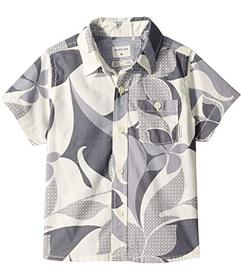 Quiksilver Kids Bathursts Bats Short Sleeve Shirt