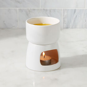 Crate Barrel Individual Butter Warmer
