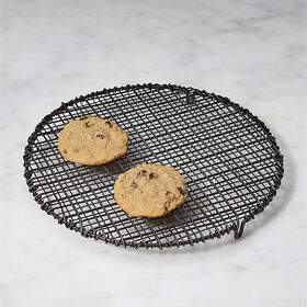 Crate Barrel Bendt Wire Trivet-Cooling Rack