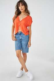 Forever21 Twisted Dolman Top