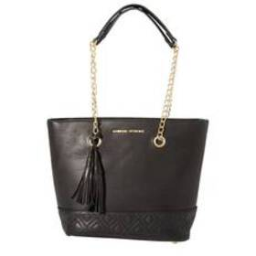 Adrienne Vittadini Chain Handle Tote