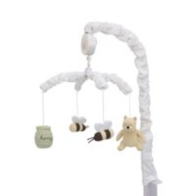 Disney Classic Pooh Ivory, Sage, Butter Musical Mo