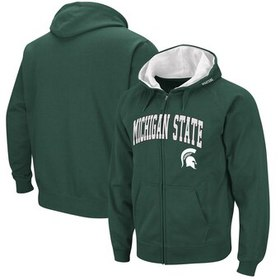 Michigan State Spartans Colosseum Wordmark Arch &