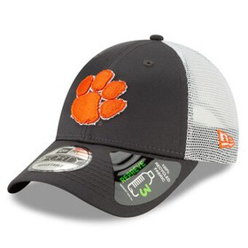 Clemson Tigers New Era Repreve Trucker 9FORTY Snap