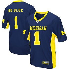 Michigan Wolverines Colosseum Max Power Football J