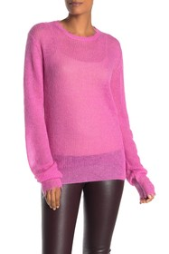 Helmut Lang Deconstructed Pullover Sweater