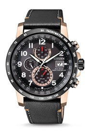 Citizen Men's Eco-Drive Global Radio Controlled Ch