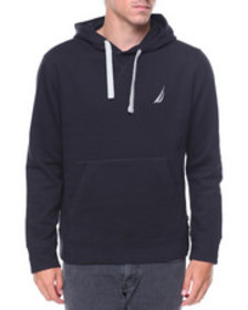 Nautica pullover knit hoody