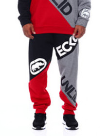 Ecko ecko color block jogger (b&t)