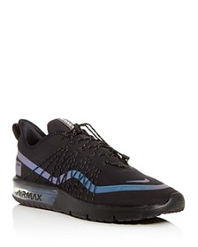 Nike - Men's Air Max Sequent 4 Shield Low-Top Snea