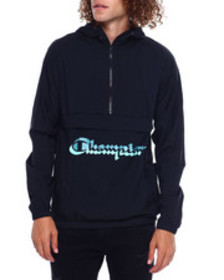 Champion abstract shadow anorak