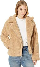 Levi's® Sherpa Moto with Buckle Collar Detail