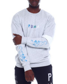 Puma last days crewneck sweatshirt