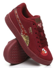 Puma sesame street 50 suede statement ps sneakers