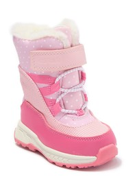 Carter's Up Hill 2 Faux Fur Boot (Baby & Toddler)