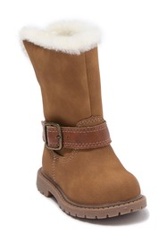 Carter's June Faux Fur Boot (Baby & Toddler)
