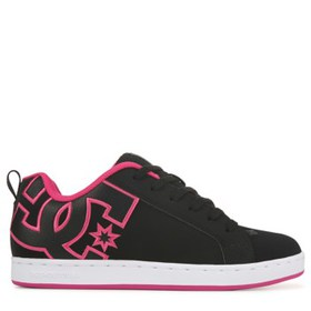 DC Shoes Women's Court Graffik Sneaker Shoe