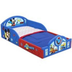 Disney Mickey Mouse Plastic Sleep and Play Toddler