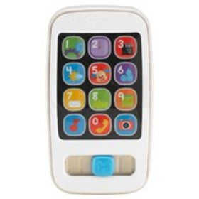Fisher-Price Laugh & Learn Smart Phone - Gold, 20+