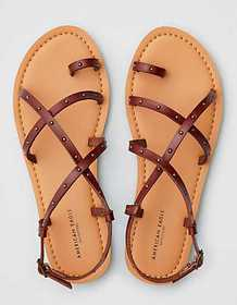 American Eagle AEO Strappy Studded Sandal